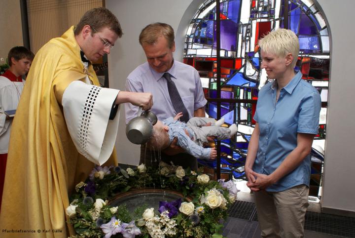 Taufpate Katholischer Pastoralverbund Bigge Lenne